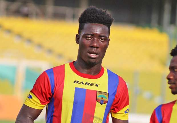 Hearts of Oak star Winful Cobbinah set to join Kuwaiti side Qadsia