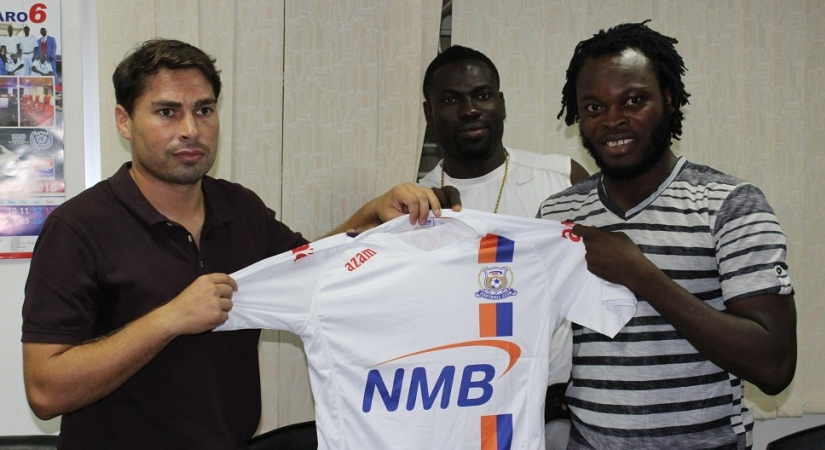 Tanzanian giants Azam FC terminate contract of Ghanaian forward Yahaya Mohammed