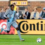 VIDEO: Ghanaian striker Abu Danladi rising at Minnesota United FC