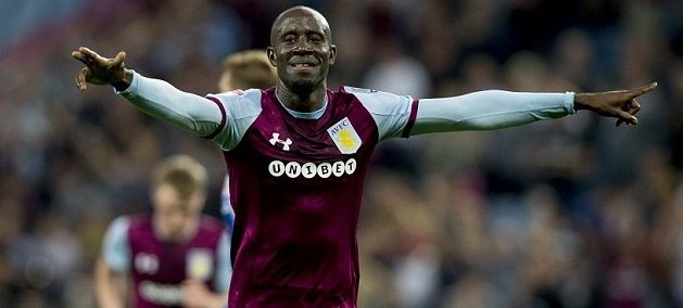 Albert Adomah crowned Aston Villa's 'Players Player of the Season'
