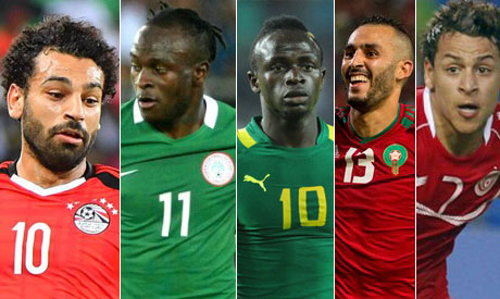 Top stars to watch at the 2019 AFCON