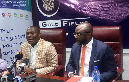 Goldfields keen on sponsoring the Black Stars again - VP of mining company reveals