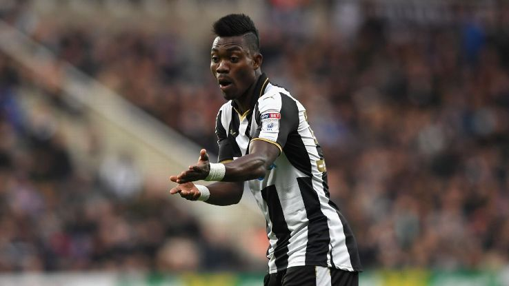 Christian Atsu's English club Newcastle United subject of £300m takeover bid