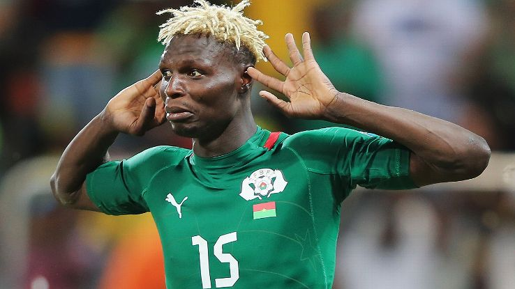 Video: Ghanaian giants Asante Kotoko in shock move for Burkinabe superstar Aristide Bance