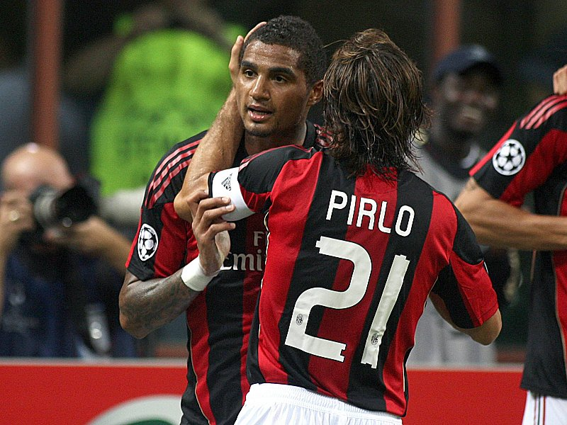 Former AC Milan star Kevin-Prince Boateng pays tribute to Italy legend  Andrea Pirlo - Ghana Latest Football News, Live Scores, Results -  GHANAsoccernet