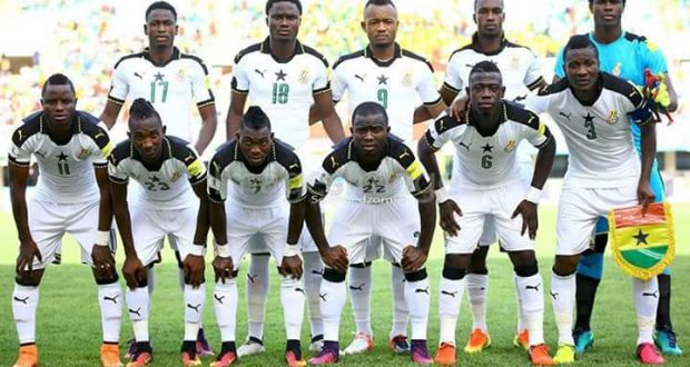 Ghana maintain spot on latest FIFA ranking as Tunisia tops Africa