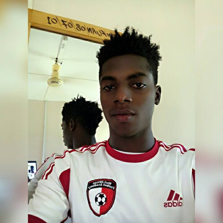 WAFA defender Caleb Amankwah eyes a move abroad, not ready for any local side
