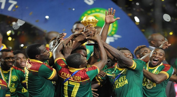 And what if Cameroon, Ivory Coast and Ghana will be in the 2018 World Cup