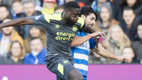 Derrick Luckassen: 'It was nice to play right back but it's not my favourite position'