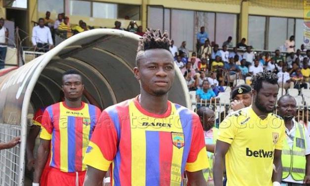 """Fatau Mohammed: """"Emmanuel Gyamfi was my tormentor last season"""""""