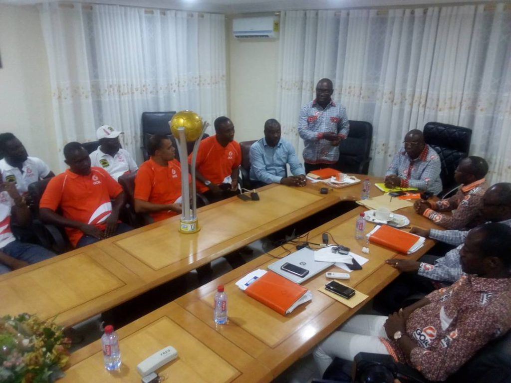 GOIL CEO Patrick Akorli says they nearly gave up on Asante Kotoko and Hearts of Oak