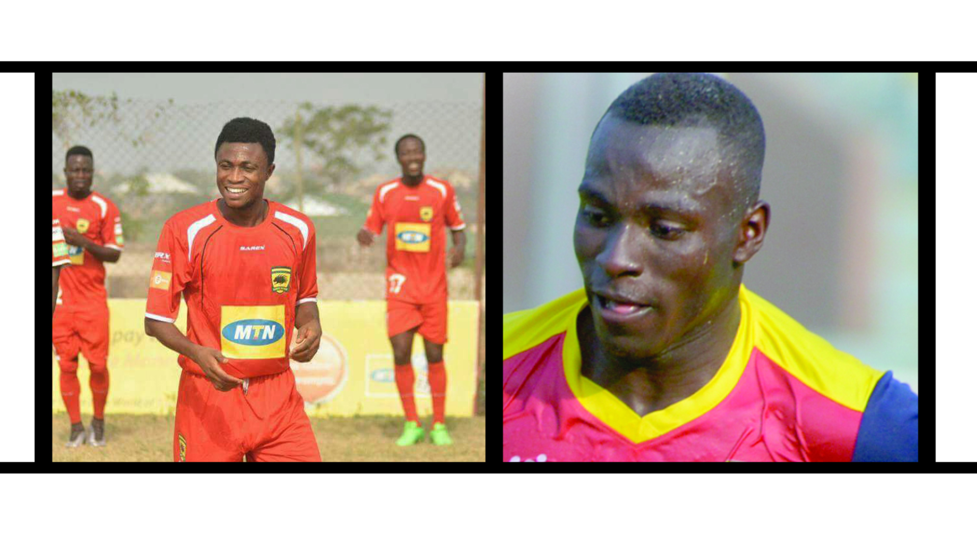 Kotoko coach Steve Polack claims Emmanuel Gyamfi is FAR AHEAD of Hearts of Oak rival Patrick Razak