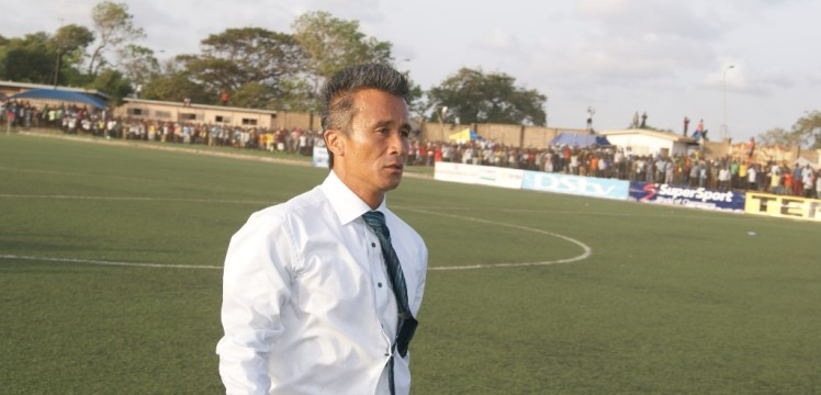 Deputy Inter Allies CEO believes coach Kenichi Yatsuhashi is right man for the club