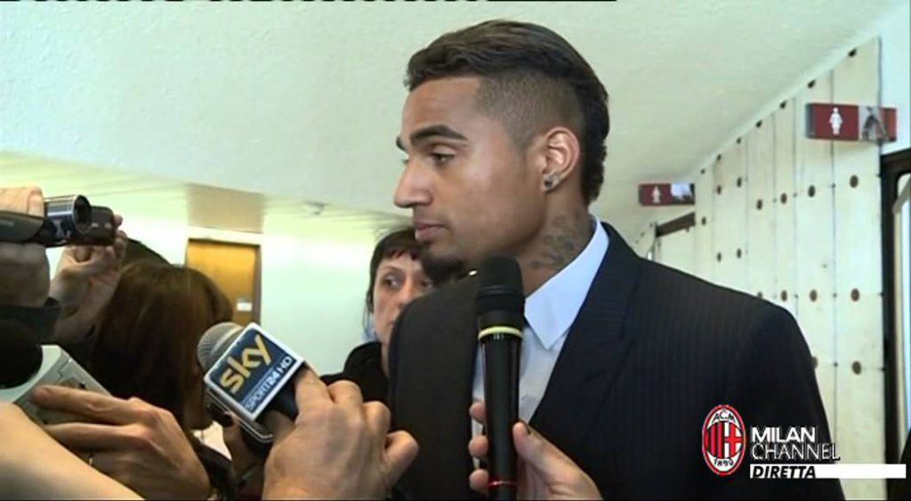 Eintracht Frankfurt star Kevin Boateng advocates for stiffer measures to check racism