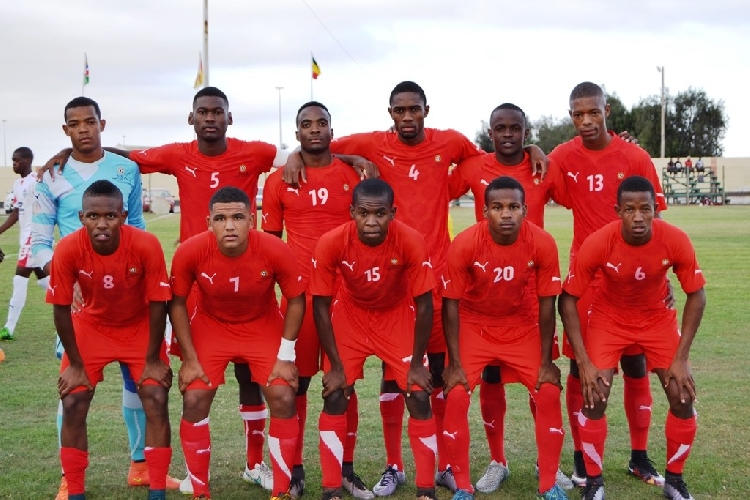 Namibia U20 arrives in Ghana for preparation ahead of COSAFA Cup