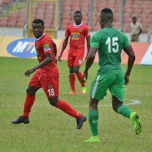 LOCAL TRANSFER: Eleven Wonders set to scoop Kwadwo Obeng from Nea Salamina