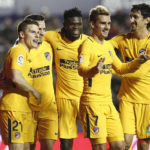 Thomas Partey's Atletico Madrid to play Sporting CP in Europa League quarter-finals