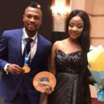 Patrick Twumasi expresses delight after winning two awards at Astana FC
