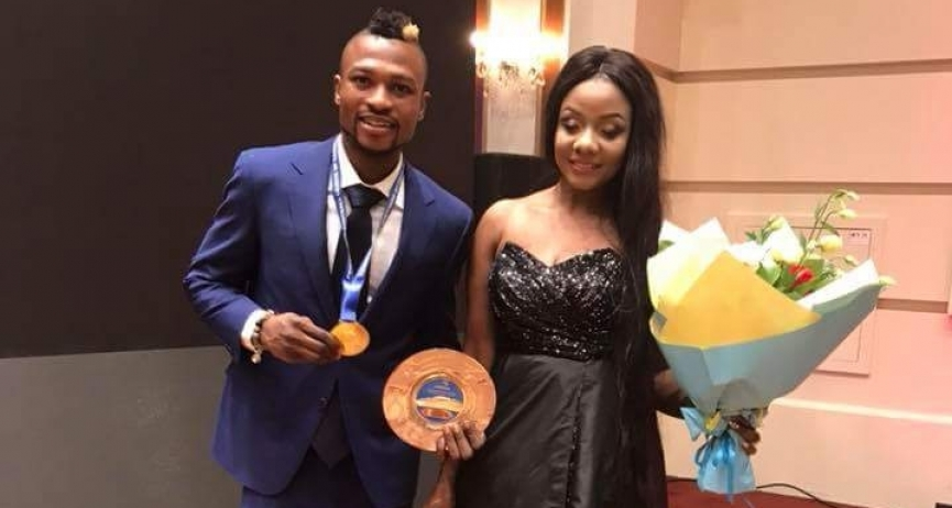 Ghana's Patrick Twumasi scoops Best Player and Goal of the season Awards at FC Astana