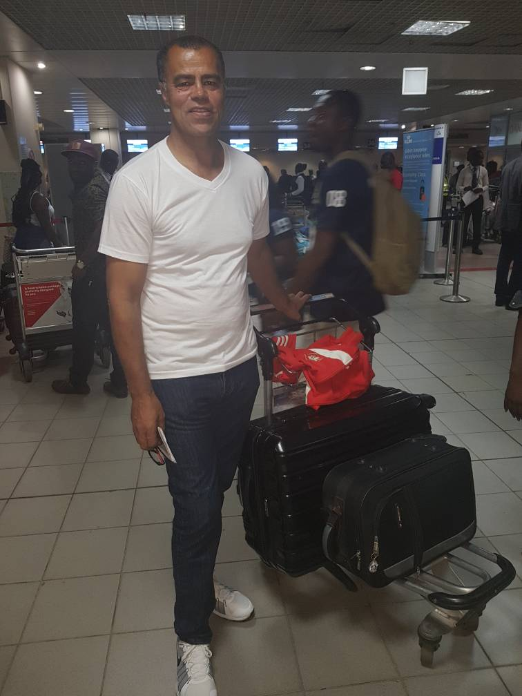 Departing Coach Steve Polack bemoans lack of planning at Kumasi Asante Kotoko