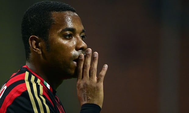 Italian court sentences Brazil superstar Robinho to nine years in jail for rape