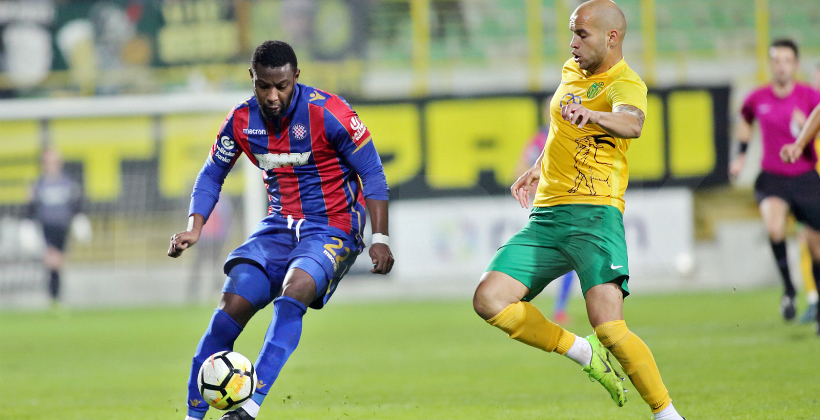Hadjuk Split Ghanaian striker Said Ahmed Said happy with performance in Istra 1961 win