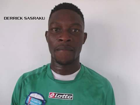 Aduana Stars striker Derrick Sasraku claims he turned down US$ 5000-a month salary move to Coffee FC in Ethiopia