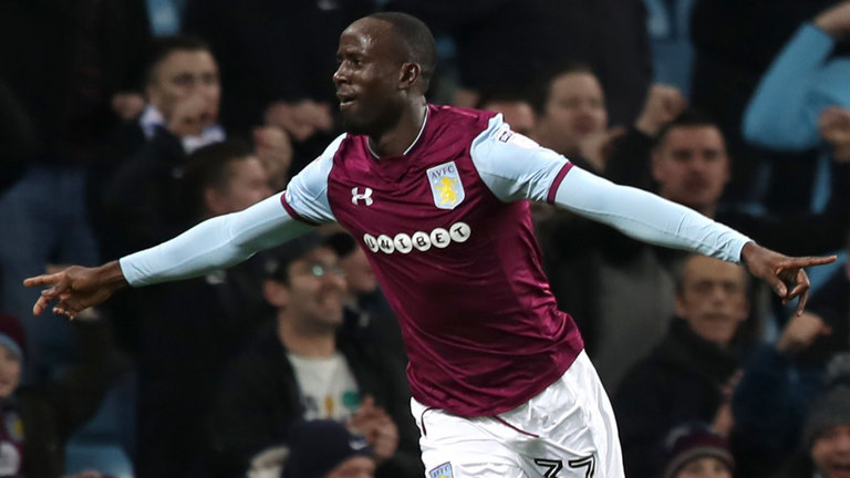 Albert Adomah hits EIGHT league goal for Aston Villa against Sunderland