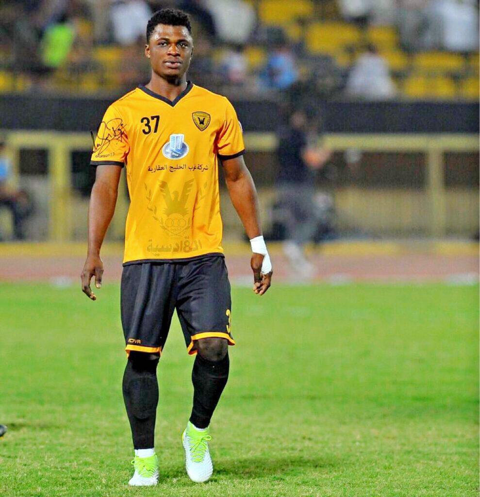 Ghana\'s Rashid Sumaila bemoans Al Qadsia profligacy in draw with Al Salmiya in Kuwaiti Cup