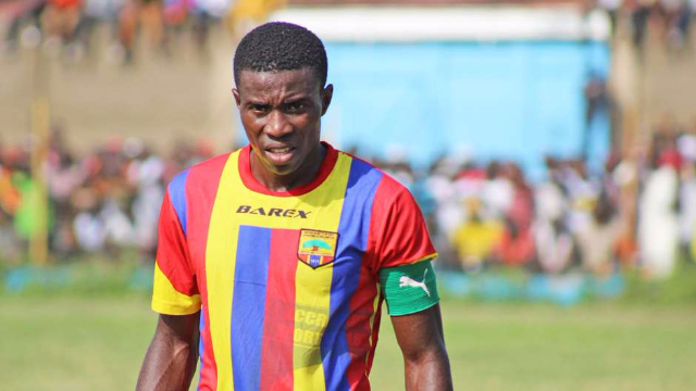 Hearts of Oak boosted as prodigal son Abbey resumes training