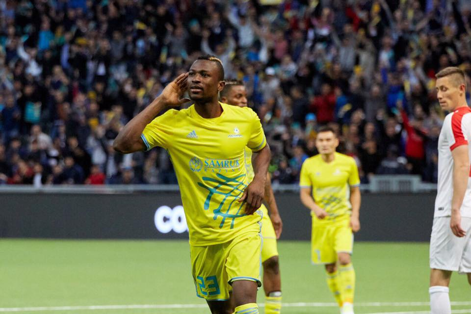 Scottish giants Celtic set to capture in-demand Ghanaian striker Patrick Twumasi in January