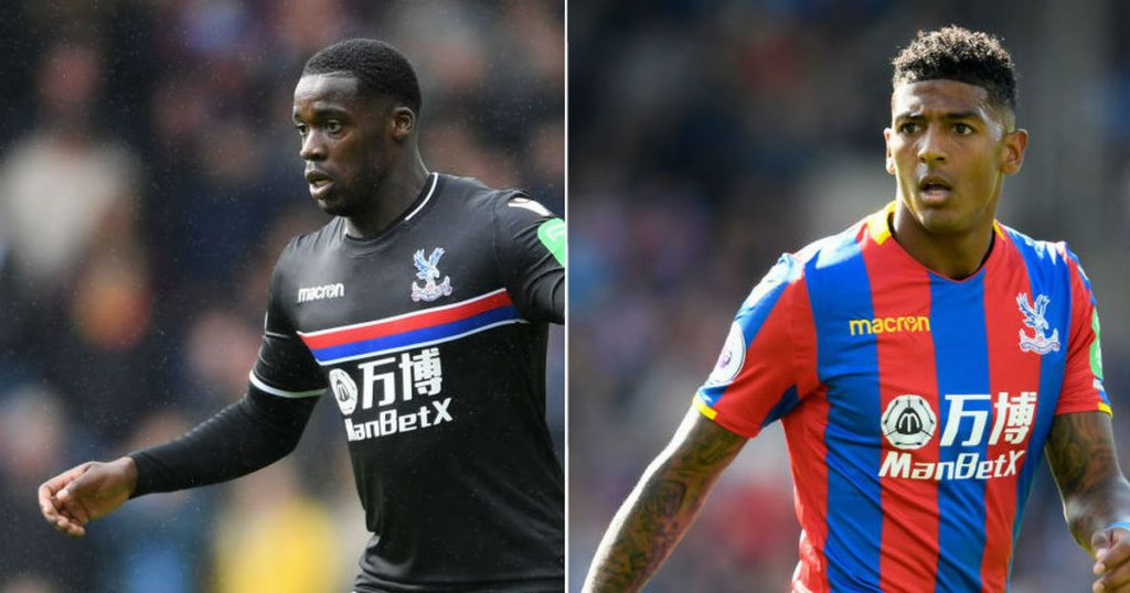 Manchester City line up shock move for Jeffery Schlupp's Crystal Palace team-mate