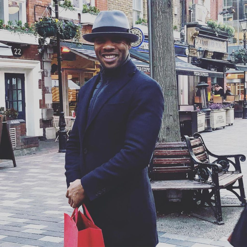 PHOTOS: See pictures of Junior Agogo bouncing back to life after stroke