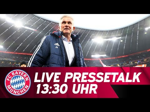 Manager's Preview w/ Jupp Heynckes | FC Bayern - Hannover 96