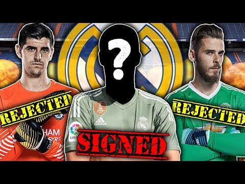 BREAKING: Real Madrid Confirm €40m Signing & REJECT David De Gea! | #VFN