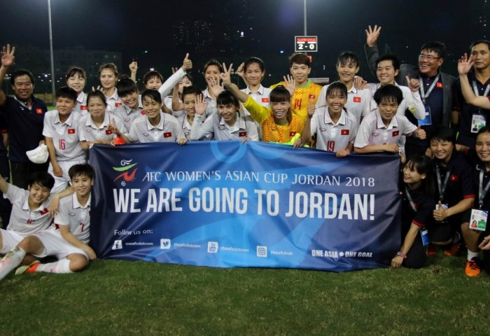 AFC Women's Asian Cup 2018: Focus on Vietnam