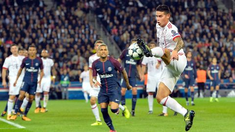 Bayen Vs Psg Line Ups Stats Build Up If James Rodriguez Can Help Bayern To A 4 0 Win On Tuesday First Place In Group B Could Be Theirs Vor 2 Stunden Ghana