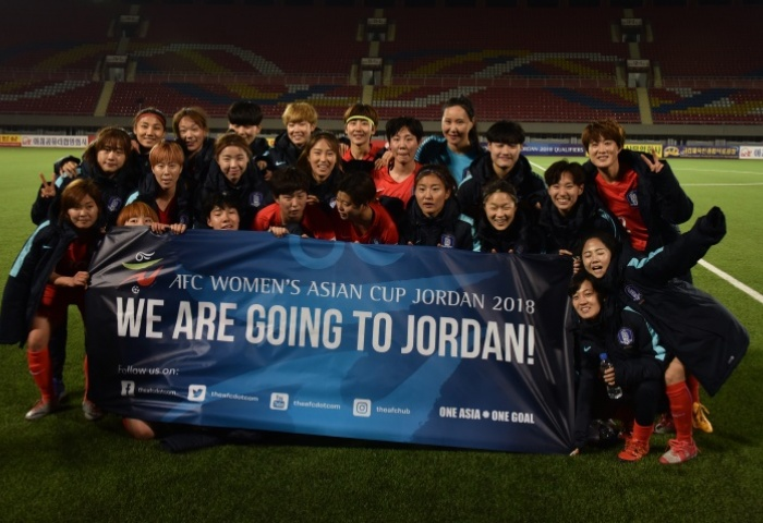 AFC Women's Asian Cup 2018: Focus on Korea Republic