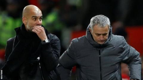 Has Mourinho lost battle with Guardiola?