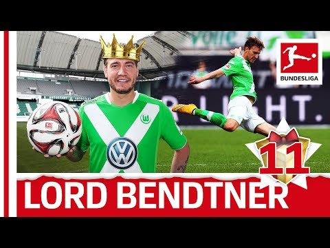 Nicklas Bendtner - All Goals - Bundesliga Advent Calendar 11