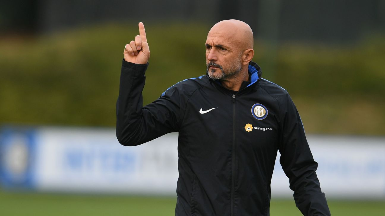 Jose Mourinho: I'm a fan backing Inter Milan and Luciano Spalletti