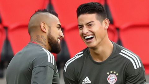 James Rodriguez keen on Bayern Munich stay The Colombian star told Bayern fans he,