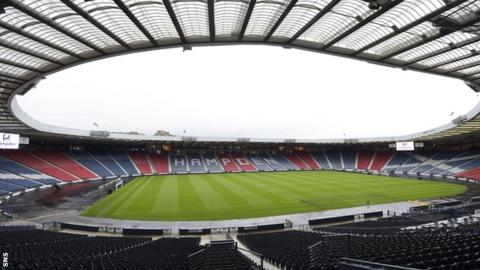 Survey shows Scottish fans favour a move from Hampden to Murrayfield