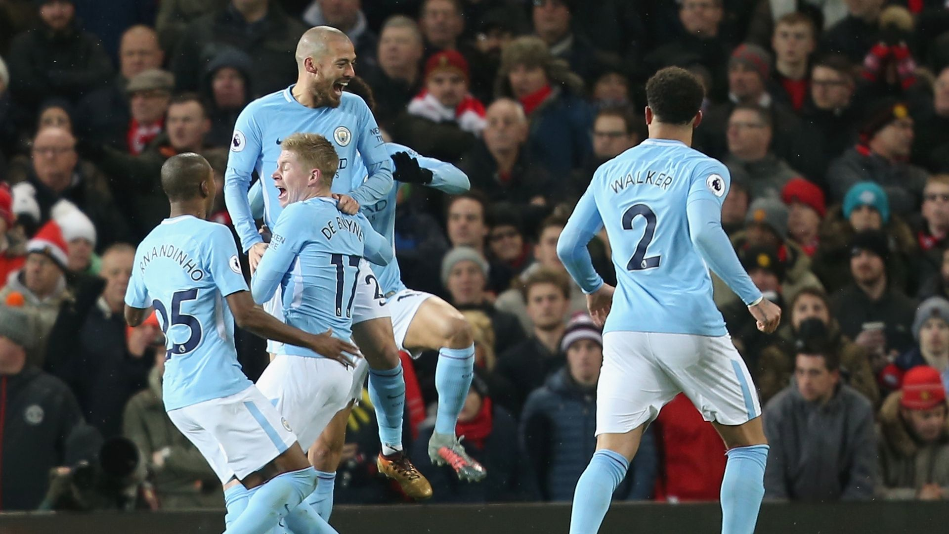 Gundogan: United win 'not just a game'