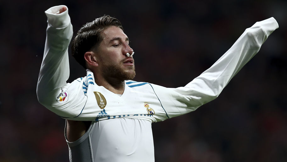 Real Madrid Ace Sergio Ramos Looks Set to Miss Club World Cup After Suffering Calf Injury