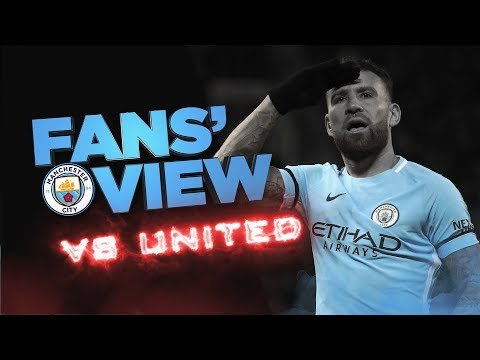 MANCHESTER IS BLUE | Man Utd 1-2 Man City | Fans' View