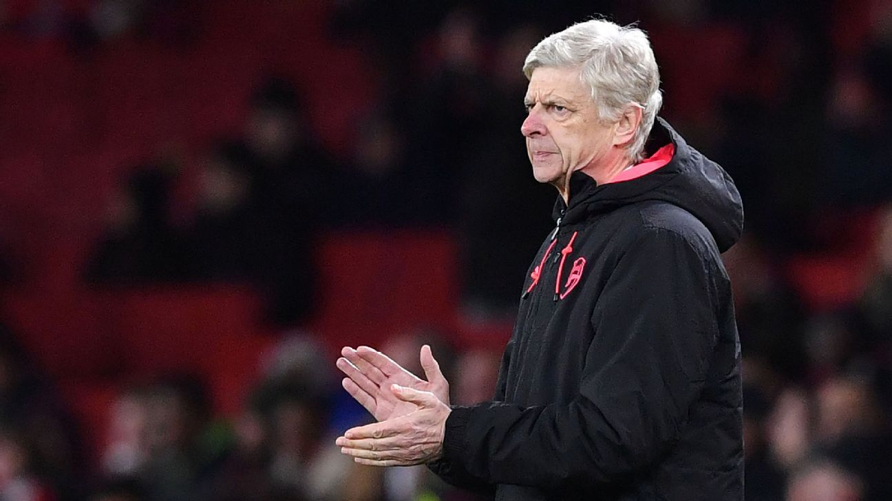 Arsene Wenger: Football can learn from sumo wrestling after derby fracas