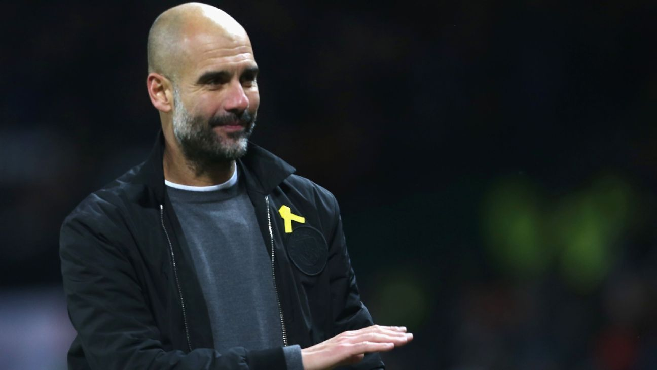 Pep Guardiola defends Manchester City derby celebrations