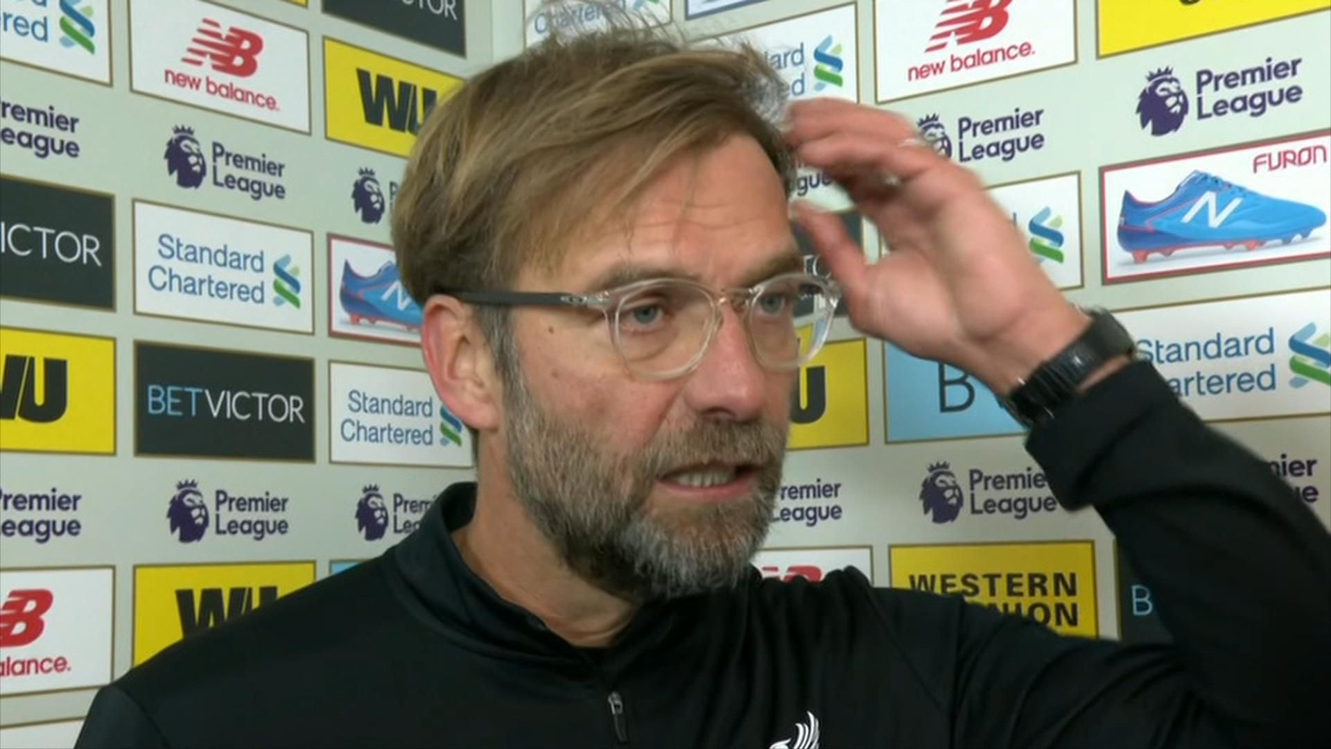 Klopp: No regrets over derby comments
