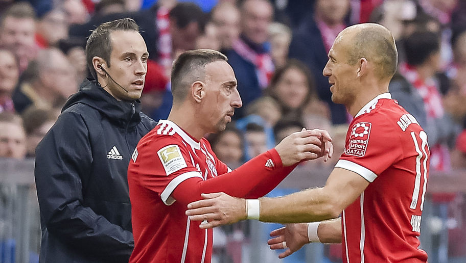 Bayern Chairman Reveals the Club Will Sit Down With Stalwart Wingers to Discuss Futures